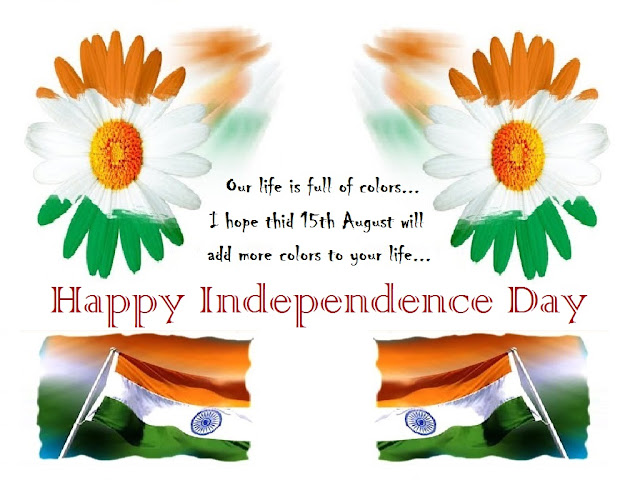 Independence Day Greetings Wishes