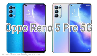 مميزات و مواصفات و سعر هاتف أوبو رينو 5 برو 5جي Oppo Reno 5 Pro 5G