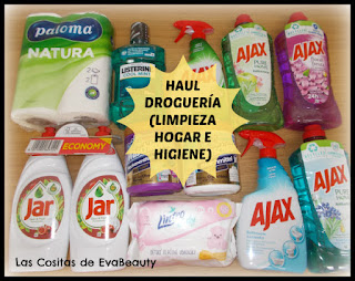 #drogueria #limpiezahogar #limpieza #higiene #home #casa #hogar #notino #haul #compras