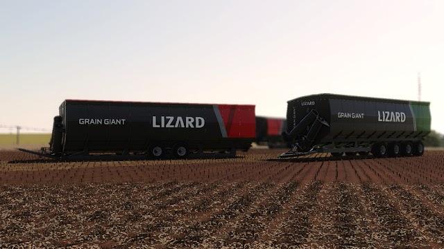 Lizard Grain Giant PC/Mac - XB1/PS4