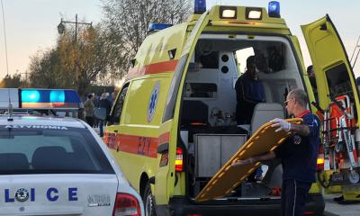 31χρονος καταπλακώθηκε από το τρακτέρ του στην Χαλκιδική