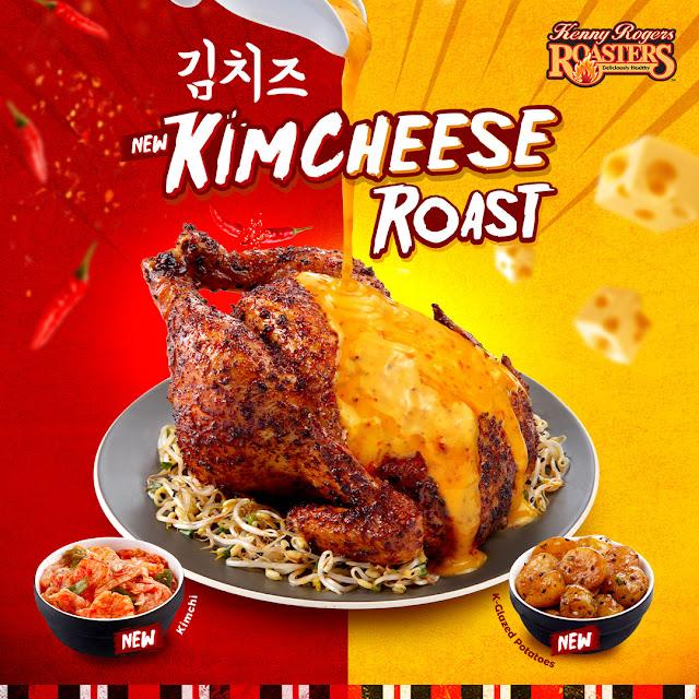 Kimcheese Roast