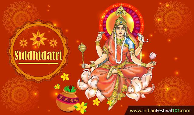 navratri-goddess-siddhidatri