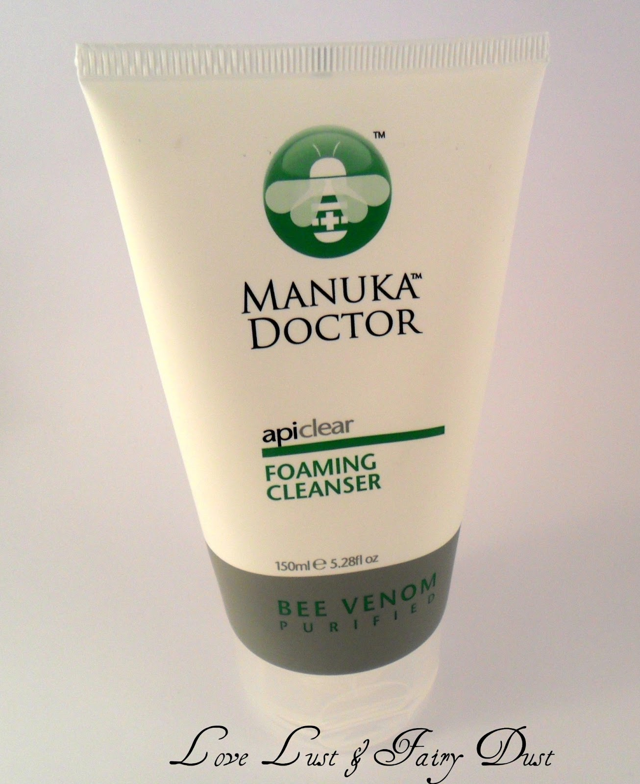Manuka Doctor Apiclear Foaming Cleanser