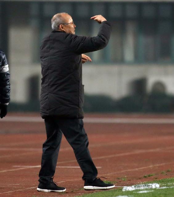 U23 Việt Nam thắng Syria: HLV Park Hang Seo cấm Công Phượng làm gì? 6