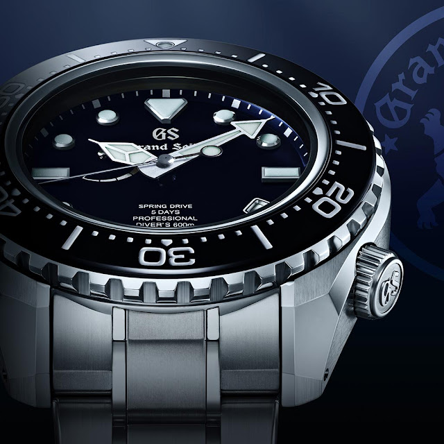Grand Seiko 60th Anniversary Limited Edition Professional Diver's 600M SLGA001