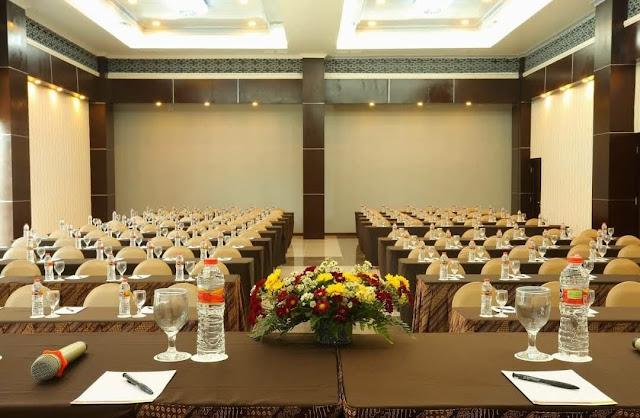 meeting room hotel pandanaran jogja