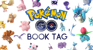 Pokemon GO- BOOK TAG