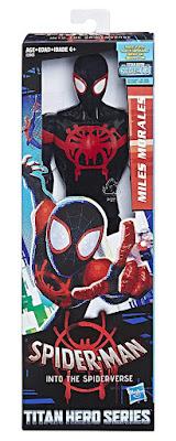 SPIDER-MAN : Un nuevo universo Miles Morales : Titan Hero Series   Power FX  Figura - Muñeco SPIDER-MAN : into the spider-verse  Producto Oficial Película 2018   Hasbro E2903   A partir de 4 años  COMPRAR ESTE JUGUETE