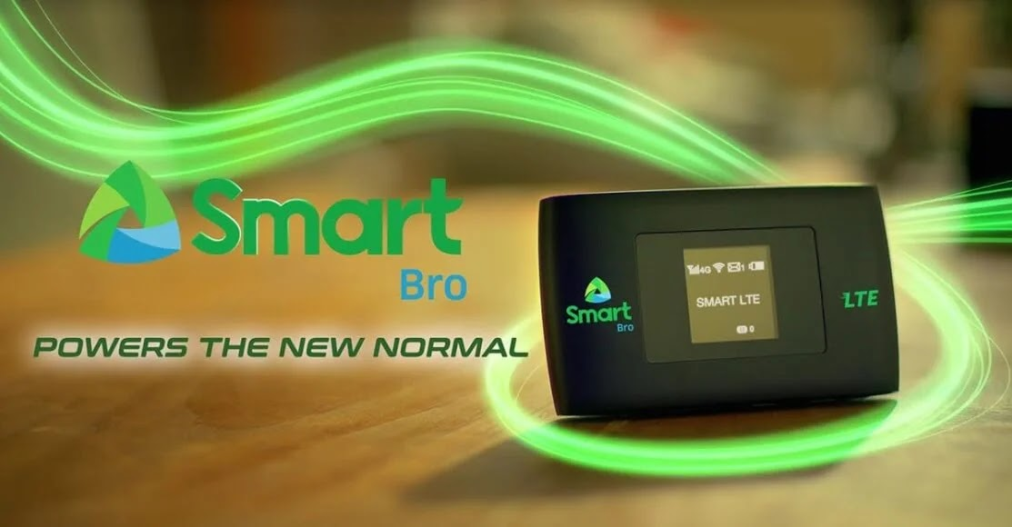 Smart Bro Prepaid LTE Pocket WiFi Now Only Php999 with FREE SURFMAX Php250