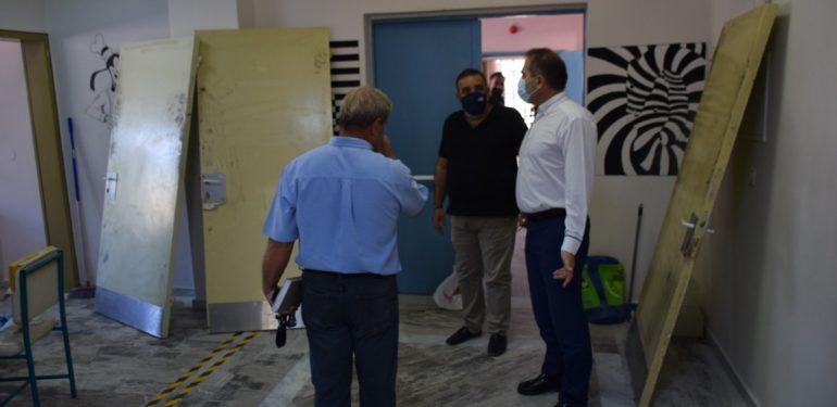Καταστροφές σε σχολεία της Καλαμάτας που τελούσαν υπό κατάληψη