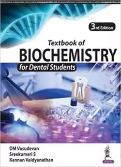 Download Textbook of Biochemistry for Dental Students PDF