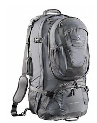Deuter Traveller 80L + 10L Travelling Backpack (Klik untuk melihat produk)