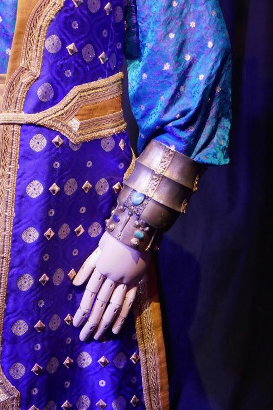 Genie costume bracelet Aladdin