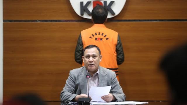 Azis Syamsuddin Diduga Suap Eks Penyidik Stepanus Robin Rp3,1 M
