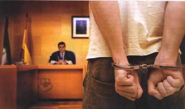 Principio oficialidad proceso penal