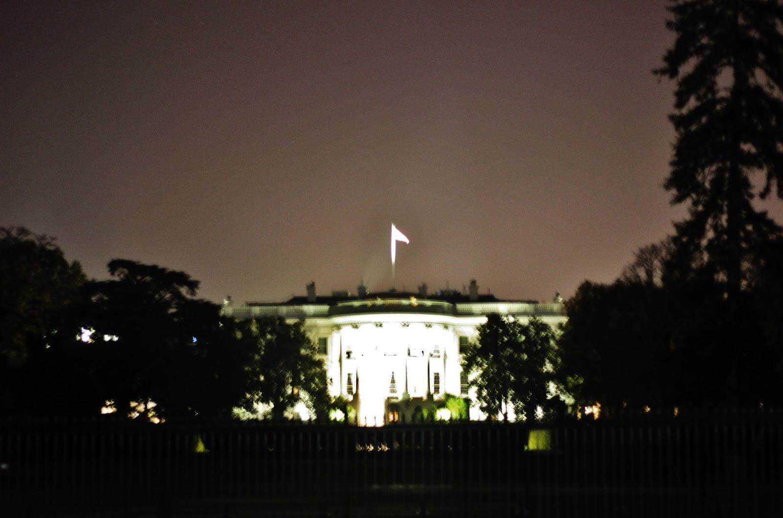 Washington D.C. de noche