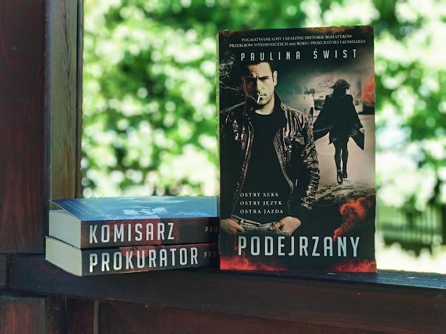 Podejrzany - Paulina Świst