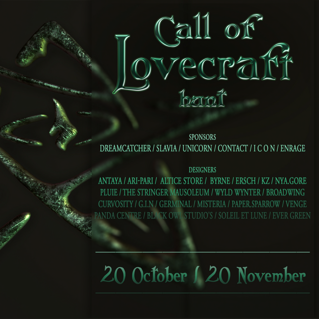 Call of Lovecraft Hunt