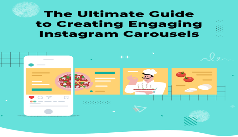 The Ultimate Guide to Creating Engaging Instagram Carousels # Infographic