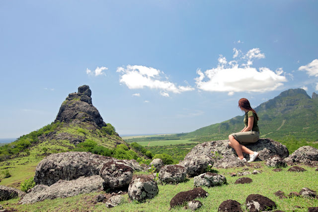 Mauritius Wandern  © MTPA Bamba