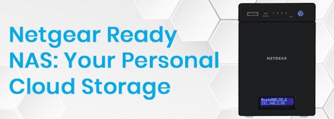 The Guardian of Data : Netgear ReadyNAS 524X