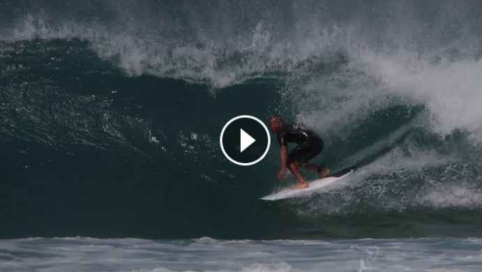 They Cymatic - Kelly Slater and Daniel Thomson s minds combined