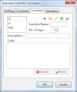 status_bar_scientific_calculator_funkcie