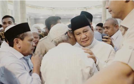 Buntut Soal Pernyataan Slang Cuci Darah RSCM Dipakai 40 Orang, Prabowo Digugat Rp 1,5 Triliun