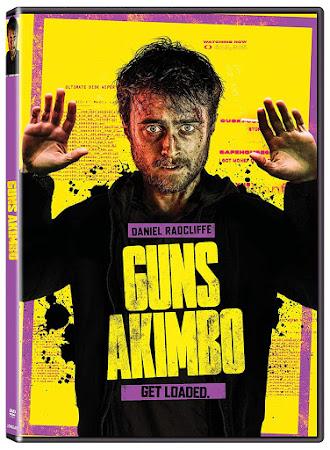 Guns Akimbo [2020] [DVDR1] [Latino]