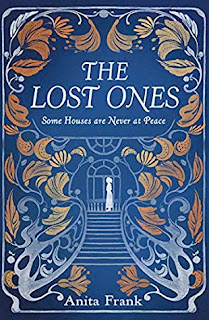 Photo of the book cover of The Lost Ones by Anita Frank