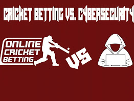 Cricket betting vs cyber security