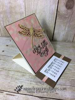 Layering Love, Dragonfly Dream, Stampin'Up!