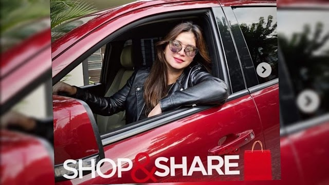 Shop & Share project ni Angel, nakalikom agad ng P700,000 sa opening day