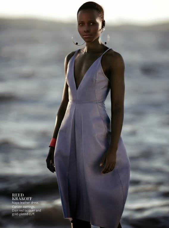 Afrolistas And The City Le Look Du Jour Actress Lupita