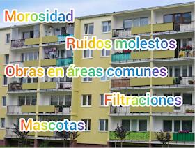 """CONFLICTOS QUE SITUAN A LOS RESIDENTES EN """"GUERRA"""""""
