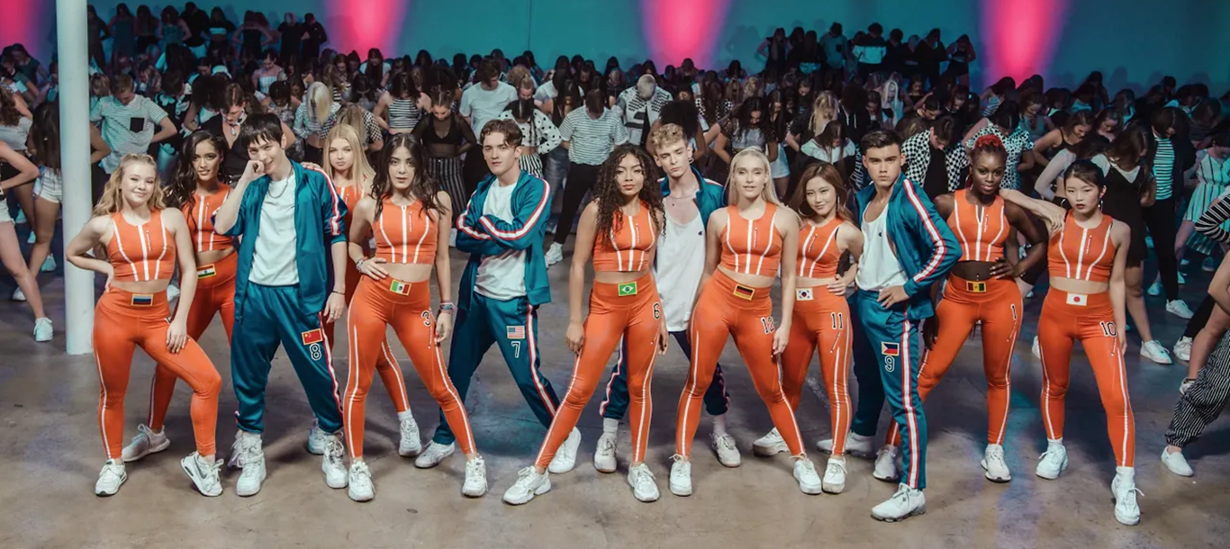 """Now United lança videoclipe para """"Crazy Stupid Silly Love"""""""