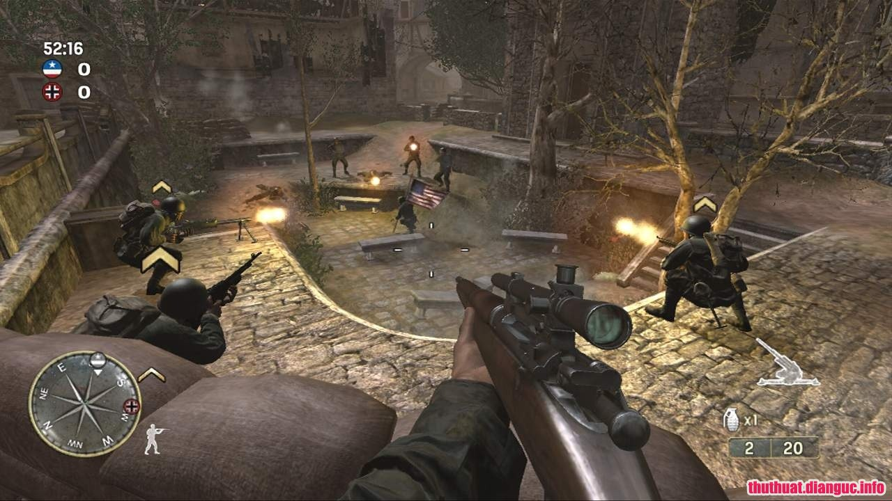 Game Call Of Duty Black Ops free download,