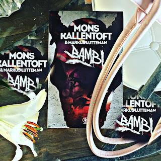 """""""Bambi"""" Mons Kallentoft, Marcus Lutteman"""