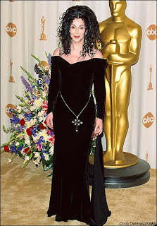 Cher at the 2000 Academy Awards