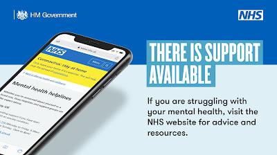 Mental Health help UK