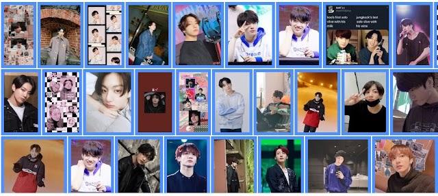 Bikin Gemes !!! Kumpulan Foto Jungkook BTS HD Bisa Buat Wallpaper, Story WA Terbaru