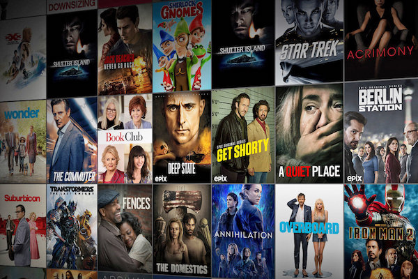 Epix Now available on Roku and Fire TV