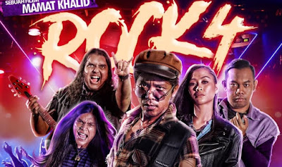 Sinopsis Filem Rock 4: Rockers Never Dai (2020)