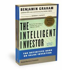 "picture of the book ""The Intelligent Investor"""