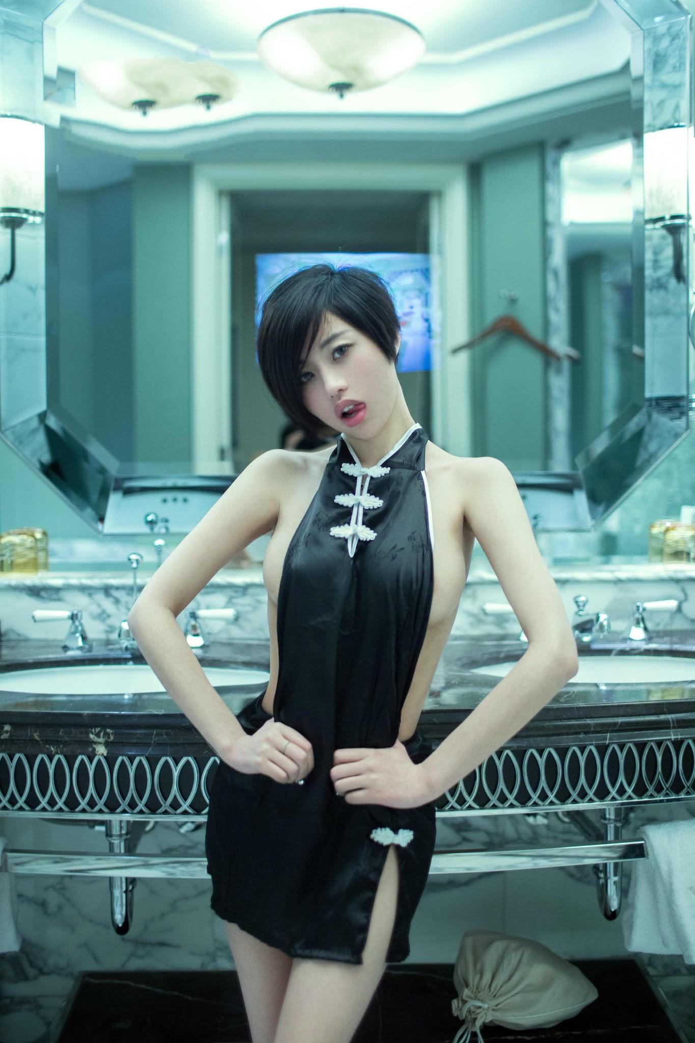 chinese unsensored woman naked