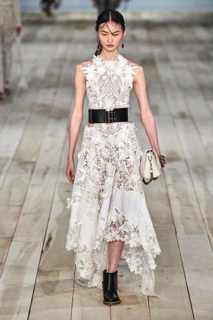 Модное платье весна-лето 2020 19