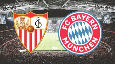 مشاهدة مباراة اشبيلية وبايرن ميونخ 24-9-2020 بث مباشر في كأس السوبر الاوروبي