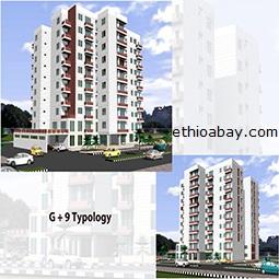 Addis Ababa 40/60 House condominium