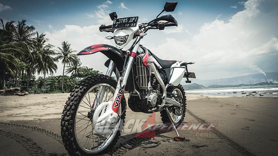 Viar Cross X Asli Indonesia